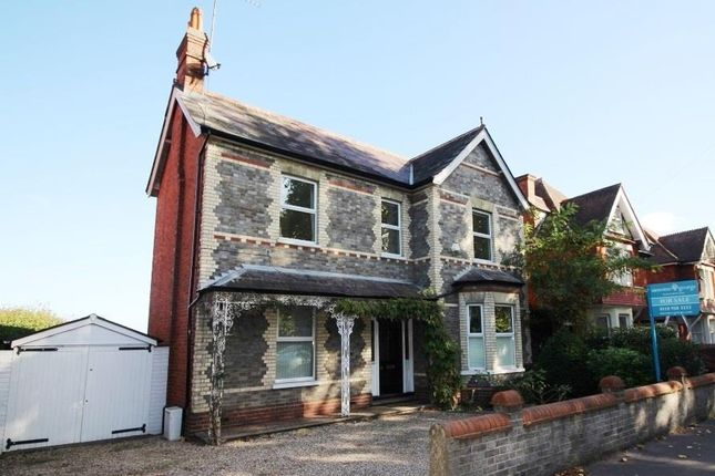Thumbnail Detached house for sale in Tilehurst Road, Reading