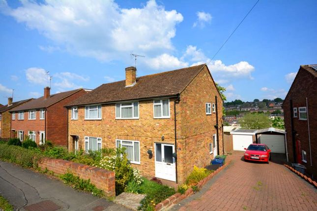 Thumbnail Semi-detached house to rent in Nutkins Way, Chesham