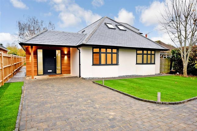 Thumbnail Detached bungalow for sale in Findon Road, Worthing, West Sussex