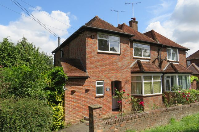 Thumbnail Semi-detached house for sale in Ashlyns Road, Berkhamsted