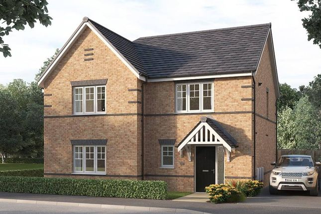 """Thumbnail Semi-detached house for sale in """"The Beckford Semi"""" at Leger Way, Intake, Doncaster"""
