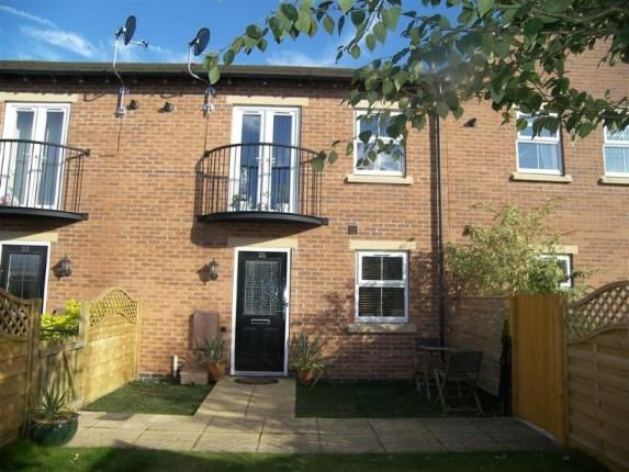 Thumbnail Terraced house for sale in Elliots End, Scraptoft, Leicester, Leicestershire