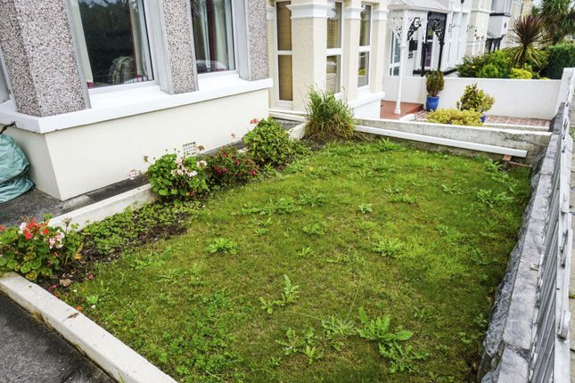Front Garden of Peverell Park Road, Plymouth PL3