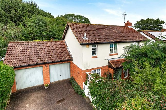 4 bed detached house for sale in Lark Rise, Newton Poppleford, Sidmouth EX10