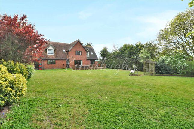Rear Garden of Thorrington Road, Great Bentley, Colchester, Essex CO7