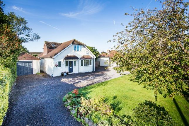 Thumbnail Detached house for sale in Station Road, Backwell, Bristol