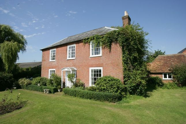 Thumbnail Detached house for sale in Foxes Lane, West Wellow, Romsey