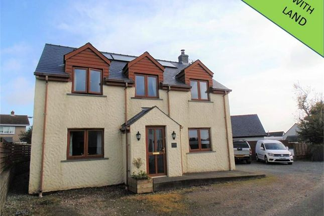 Thumbnail Detached house for sale in Teazel Lodge, Pill Road, Hook, Haverfordwest, Pembrokeshire