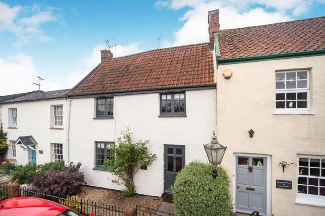 Thumbnail Terraced house for sale in North Curry, Taunton, Somerset