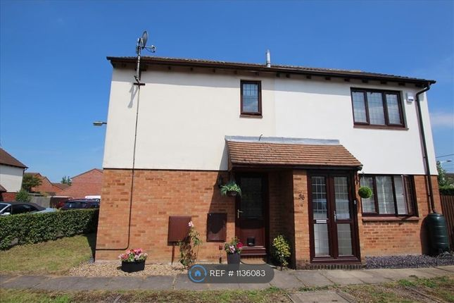 2 bed end terrace house to rent in Larkins Close, Baldock SG7