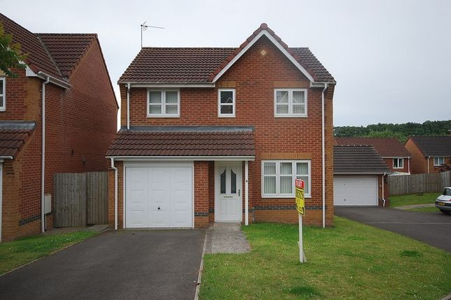 Thumbnail Property to rent in Stockwood Close, Langstone, Newport