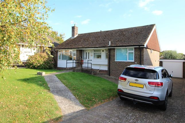 Thumbnail Bungalow for sale in Downview Road, Findon Village, West Sussex