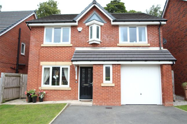 Thumbnail Detached house for sale in Troughbeck Way, Shawclough, Rochdale, Greater Manchester