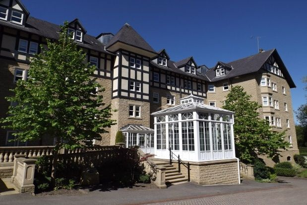 Thumbnail Flat to rent in Portland Crescent, Harrogate