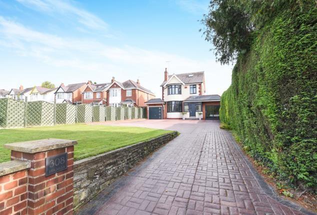 Detached house for sale in Birmingham Road, Redditch, Worcestershire, Bordesley