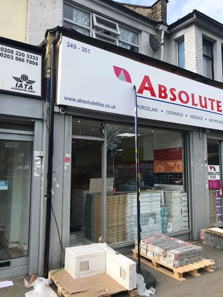 Thumbnail Retail premises for sale in High Road, Ilford
