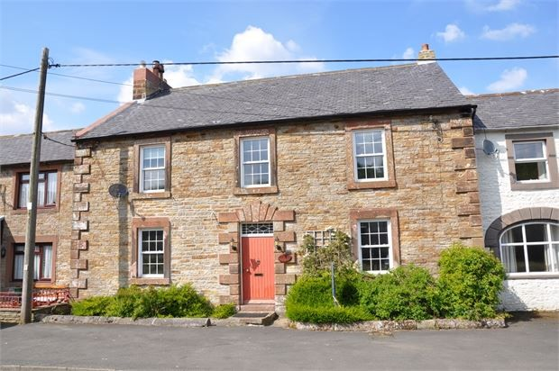 Thumbnail Terraced house for sale in Temperance Farm, Pennine Road, Halton Lea Gate, Cumbria.