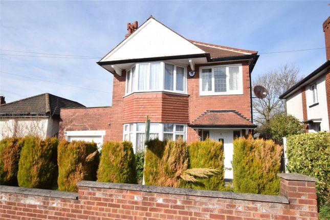 Thumbnail Detached house for sale in Moor Grange Drive, West Park, Leeds