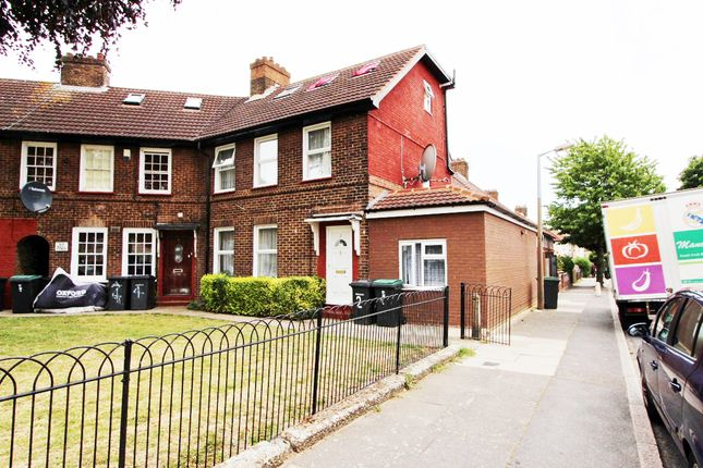 Thumbnail End terrace house for sale in Fenton Road, London