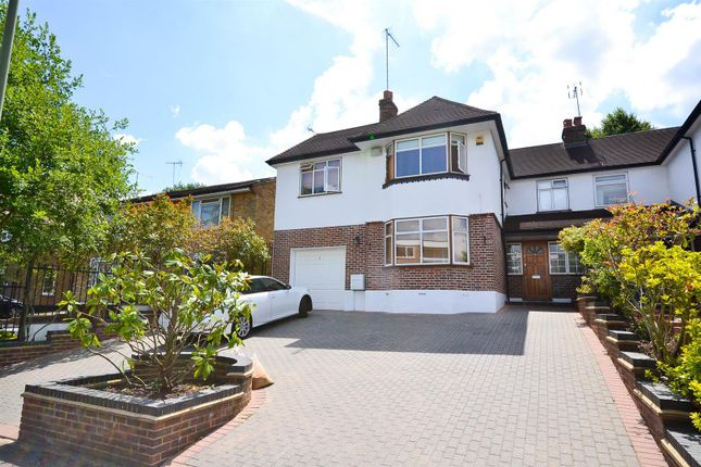 Thumbnail Semi-detached house for sale in Somerset Road, New Barnet, Barnet
