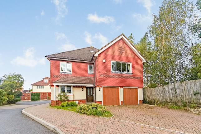 Thumbnail Detached house for sale in Merrin Hill, Sanderstead, South Croydon, Surrey