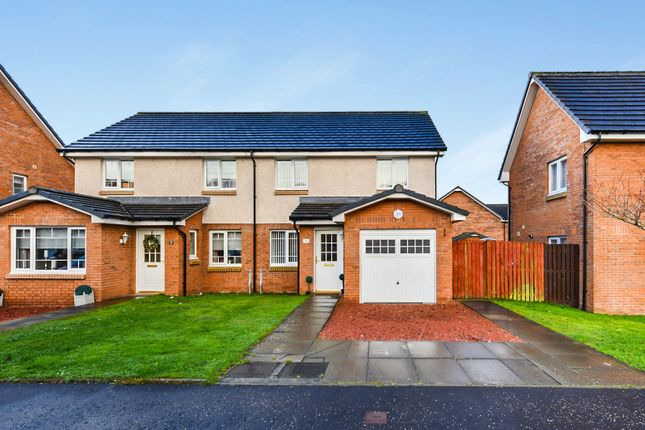 Thumbnail Detached house for sale in Jean Armour Drive, Annandale, Kilmarnock