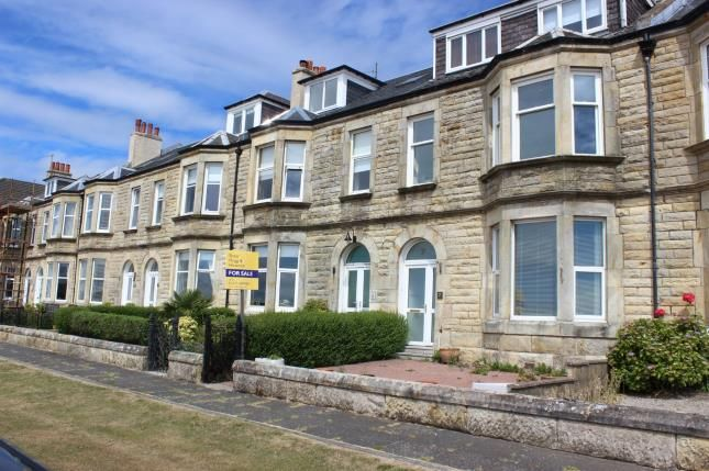 Thumbnail Terraced house for sale in Broomfield, Largs, North Ayrshire