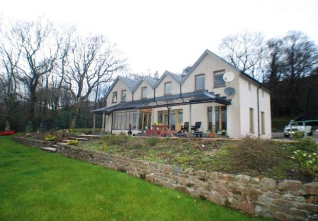Thumbnail Detached house to rent in Caolas, Colintraive, Argyll And Bute