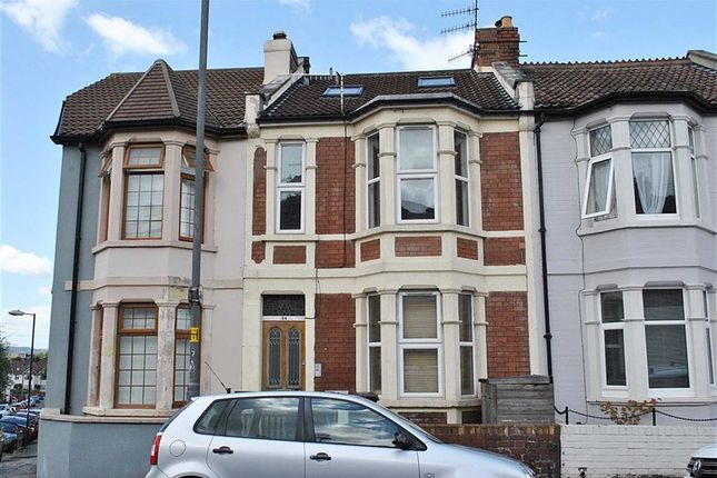 Thumbnail Flat to rent in Luckwell Road, Bedminster, Bristol
