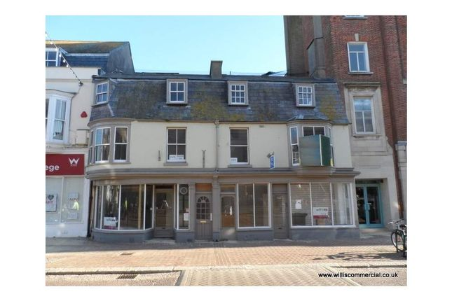 Thumbnail Commercial property for sale in Coburg Place 6-7, Weymouth, Dorset