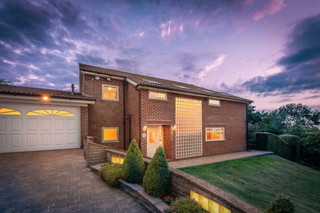 Thumbnail Detached house for sale in West Park, Hyde