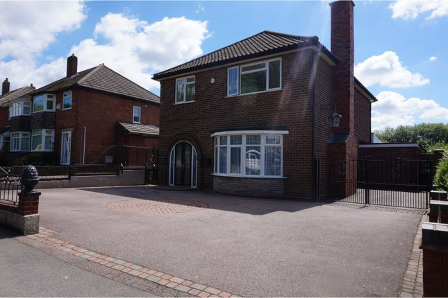 Thumbnail Detached house for sale in Pelsall Road, Walsall