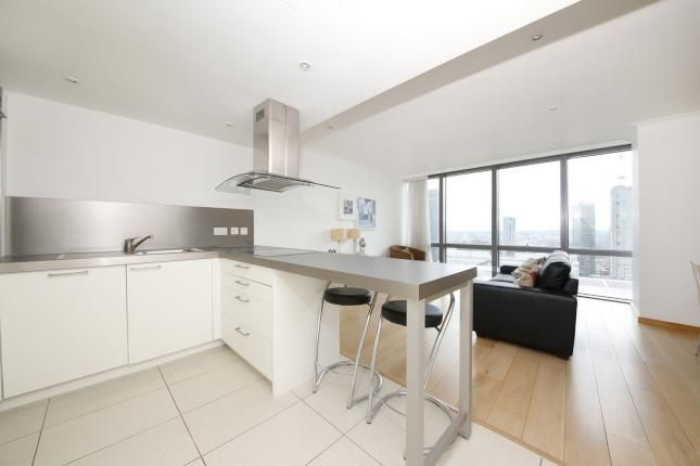 Thumbnail Flat to rent in One West India Quay, Canary Wharf