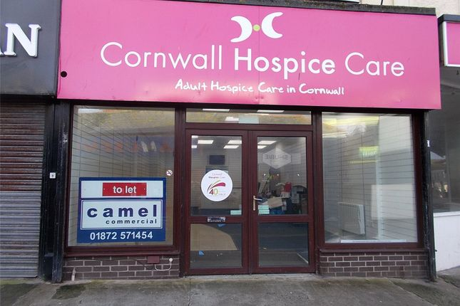 Thumbnail Retail premises for sale in East Street, Newquay, Cornwall