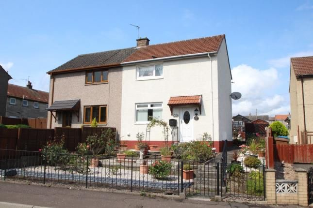 Thumbnail Semi-detached house for sale in Cawdor Crescent, Kirkcaldy, Fife