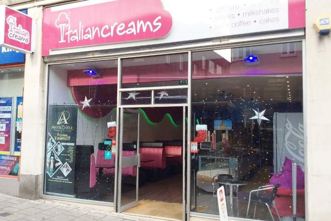 Thumbnail Restaurant/cafe for sale in 4 Hanover Buildings, Southampton