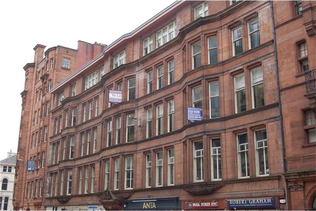 Thumbnail Office for sale in Fyfe Chambers, 105, West George Street, Glasgow, Scotland