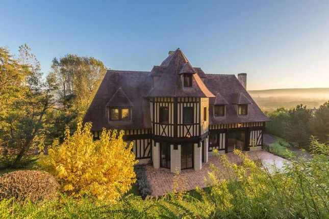 Thumbnail Detached house for sale in Norman Half-Timbered House, Nr Deauville, Calvados, Normandy