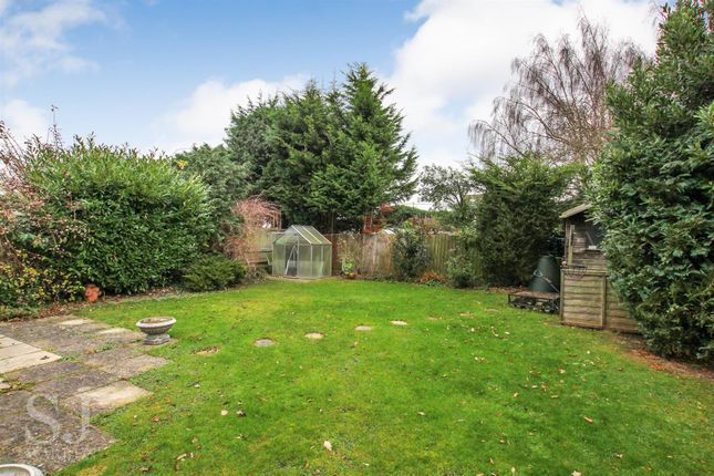 Garden of Fairway Drive, Burnham-On-Crouch CM0