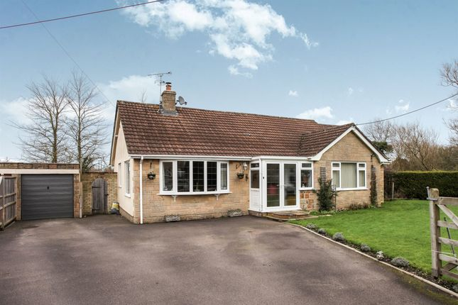 Thumbnail Detached bungalow for sale in Shorts Green Lane, Motcombe, Shaftesbury