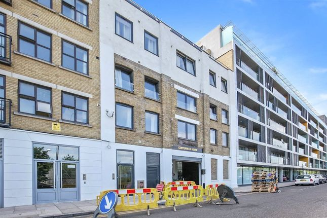 Thumbnail Flat to rent in Copperfield Road, Mile End