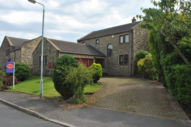 Thumbnail Detached house for sale in Mossy Bank Close, Queensbury, Bradford