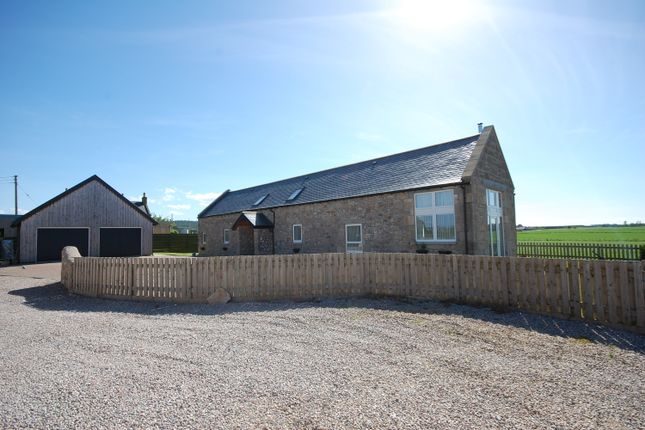 Thumbnail Barn conversion for sale in Mosstowie, Elgin