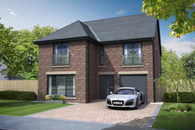 "Thumbnail Detached house for sale in ""Lawrie Grand"" at Cotcliffe Way, Nunthorpe, Middlesbrough"