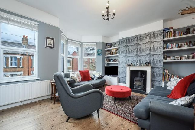 Thumbnail Flat to rent in Bickersteth Road, London