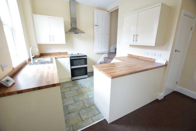 Thumbnail Terraced house to rent in Fylde Street, Kirkham, Preston