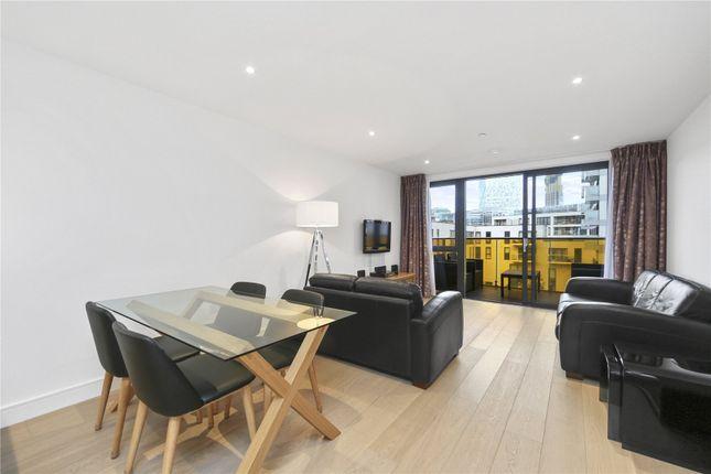 Thumbnail Flat to rent in Kensington Apartments, 11 Commercial Street, London