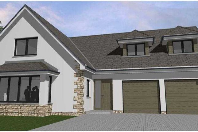 Thumbnail Detached house for sale in Plot 2, The Meadows, Blairingone