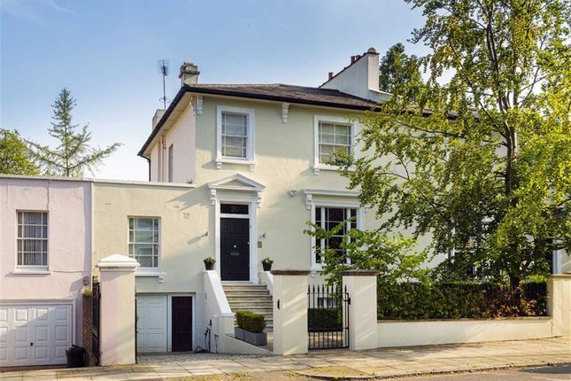 Thumbnail Property to rent in Norfolk Road, St John's Wood, London