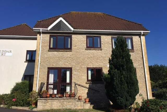 Thumbnail Flat for sale in Cheddar Court, Station Road, Cheddar